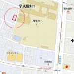 現地地図(地図)